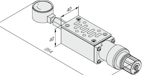SMC节能减压阀技术性能,AR20-02-A
