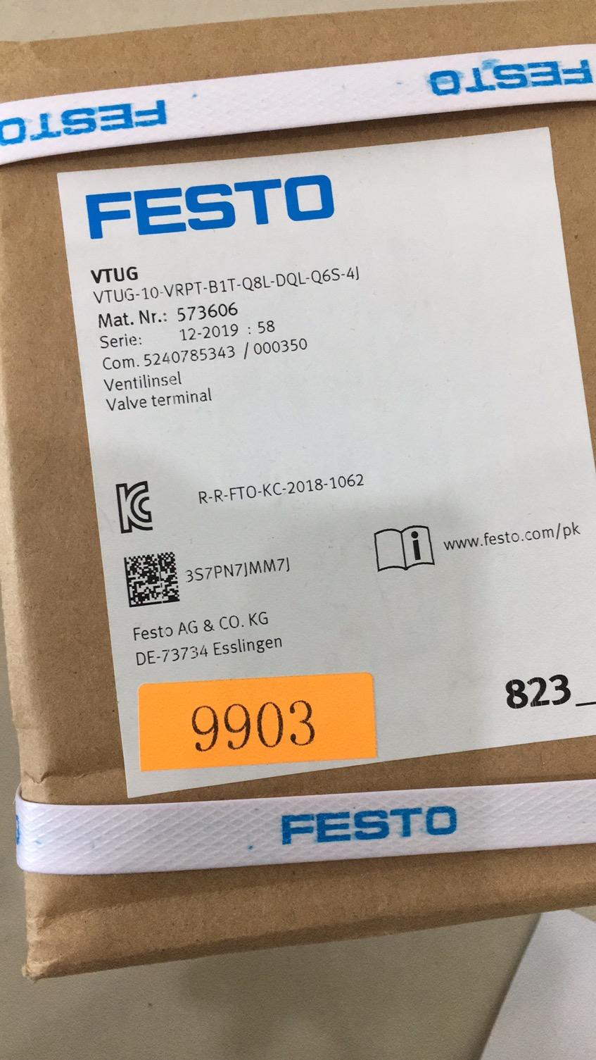 FESTO减压阀常见类型VRPA-LM-M5-Q4