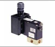 BURKERT两位三通转动衔铁电磁阀系列选型137077