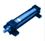 进口全新YUKEN液压缸,油研液压缸操作方式