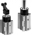 SMC針型气缸,SMC单动气缸