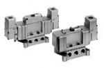 SMC大型5通电磁阀选型资料,进口日本SMC电磁阀