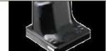 日本SUNX传感器安装支架设计及性能MS-AJ1-F