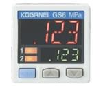 操作手册,KOGANEI小金井数字式压力开关GS5/GS6系列