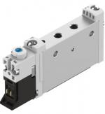 FESTO电磁阀结构特点VUVG-L10-M52-RT-M5-1P3