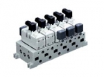 日本SMC5通电磁阀选型样本,SMC价格参考