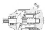 哈威轴向变量柱塞泵品种齐全TQ 3 P-A 2,3