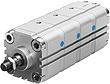 德国FESTO标准气缸DSBG-125-80-PPVA-10L效果图