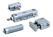 SMC卫生级气缸安装连接尺寸HYCB32R-500F