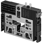 结构尺寸;FESTO紧凑型阀岛161414 CPV10-M1H-5LS-M7