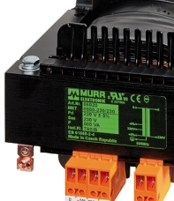 MURR隔离变压器操作模式86025