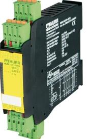 MURR安全继电器产品亮点3000-33113-3020025