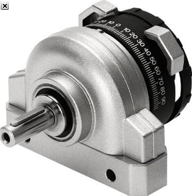 FESTO摆动驱动器最重要的优势DAPS-0030-090-R-F04
