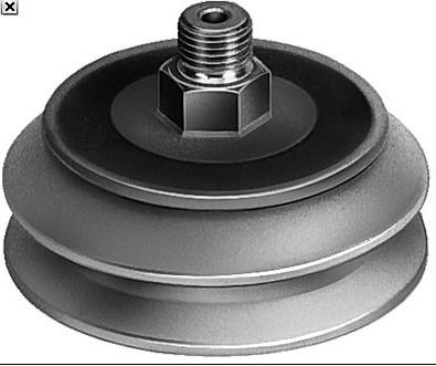 超值特惠;FESTO波纹吸盘VASB-100-1/4-PVR-B,PUN-V0-10X2-SW-C