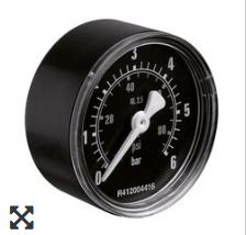 安沃驰压力表R412003857的详细资料