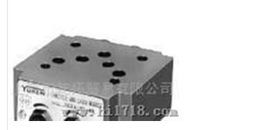 使用说明单向节流阀YUKEN,MSW-01-Y-30