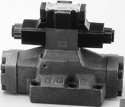 规格型号电磁换向阀YUKEN,DSG-01-2B2-D24-N1-50