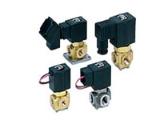 SMC的直动式三通阀用于:空气 水 油 蒸气