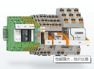 介绍特点PHOENIX耦合继电器,PSR-SCF- 24UC/URM/2X21