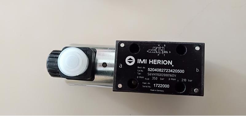 HERION液压阀特价S6V10G09723060V