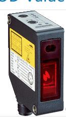 西克位移测量传感器:OD2-P85W20U0