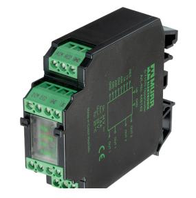 德国MURR带报警触点的消磁器安装尺寸
