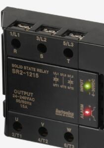 奥托尼克斯固态继电器技术样本,TCN4L-22R