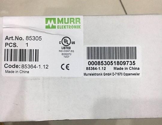 MURR圆形连接器7000-78091-00000000