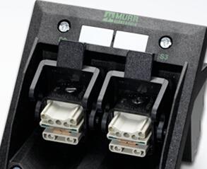 技术数据:MURR公头连接器7000-12701-0000000