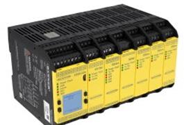 邦纳安全控制器技术参数,Q4XTBLAF100-Q8