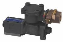 防火防爆型YUKEN的电磁换向阀应用
