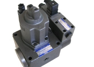 YUKEN叠加式减压阀操作说明书;DSG-03-2B2-D24-50