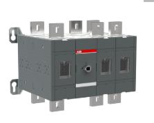 主要作用ABB手动转换开关OT1000E12C