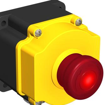 邦纳紧急停止按钮质量要求SSA-EB1PLXR-12ED1Q8