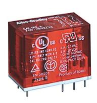 进口AB安全继电器,罗克韦尔插针式继电器