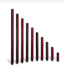 期货预定:美国BANNER邦纳的测量光幕