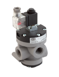 解析施迈茨电磁阀EMVP 15 230V-AC 3/2 NO/NC
