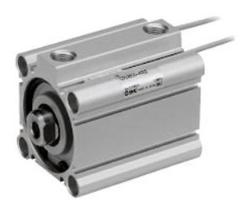 SMC气缸CDQ2B40-25DZ的功能特点介绍