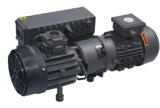 牢固型SCHMALZ的油润滑真空泵