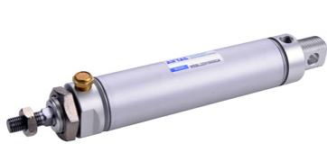 结构分析:亚德客AIRTAC气缸MBL2050SCA