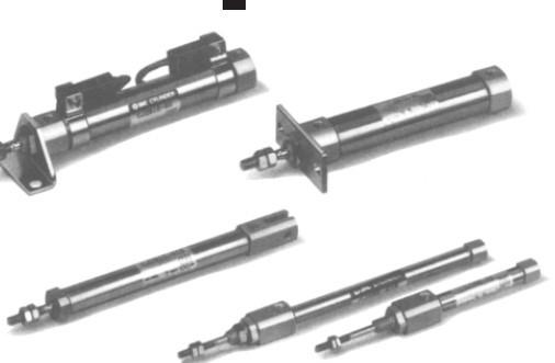 MBD125-350Z,SMC气缸/标准型相关参数