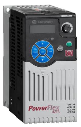罗克韦尔变频器25A-D6P0N104选择要点