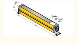 TURCK安全光幕性能要求EO15M-Q32L1800-5X2-H1181