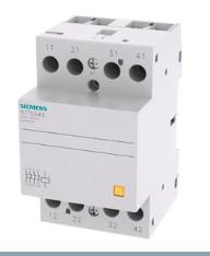 安装调试西门子siemens接触器5TT5043-0