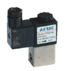 亚德客AIRTAC流量控制阀2V250-08-A操作演示