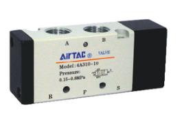 亚德客AIRTAC气控阀4A320-10-T操作误区