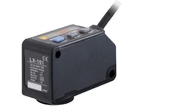 相关参数LX-111-P,神视3色LED简易色标传感器