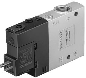 FESTO电磁阀CPE18-M1H-3GLS-1/4使用条件