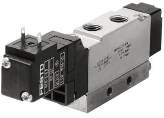 主要作用:FESTO电磁阀MEH-5/2-1/8-B