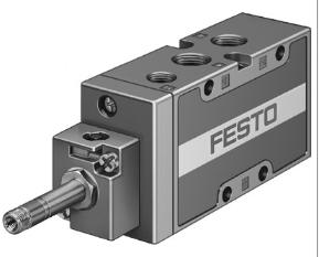 FESTO电磁阀MFH-5-1/4-S-B的规格参数